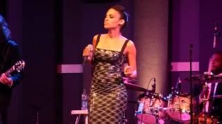 Goapele - Closer @ World Cafe Live Philly 8.15.12