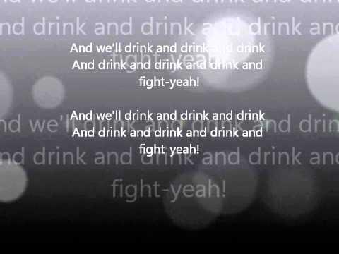 Irish Drinking Song - Buck-o-Nine - Lyrics