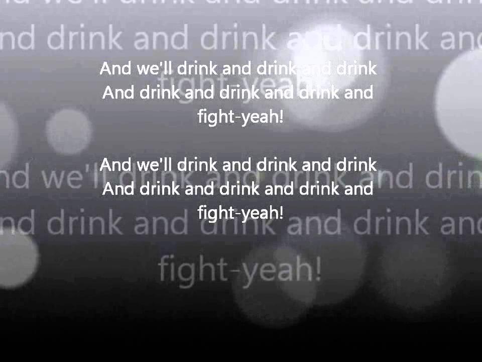 Irish Drinking Song - Buck-o-Nine - Lyrics - YouTube