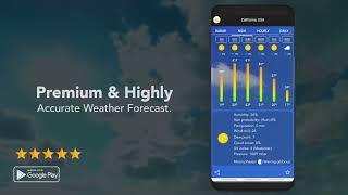 Weadar : Weather Forecast & Live Weather Radar App - HD screenshot 1