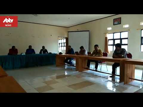 Ketua DPRD Kotabaru Gelar Rapat Penanganan Virus Corona di Kecamatan