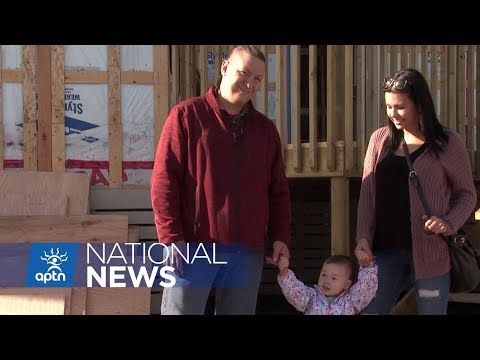 Indigenous family to get home through Habitat for Humanity in Yellowknife | APTN News
