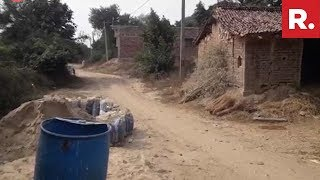 Watch No Usable Roads In Biharand39s Gaya Even After 75 Years Of Independence