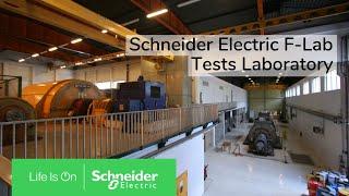 Schneider Electric F-Lab Volta & Amplitude Laboratory | Schneider Electric
