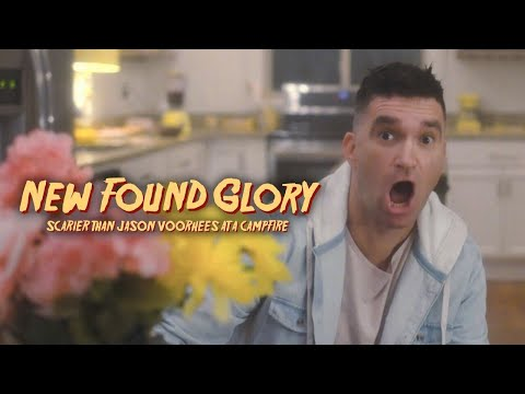 Смотреть клип New Found Glory - Scarier Than Jason Voorhees At A Campfire