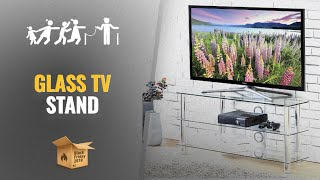 Best Glass Tv Stand To Buy On Black Friday / Cyber Monday 2018 | TV Stand Buying Guide
