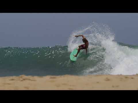 Trunk Talk: Asher Pacey, A Twin Fin