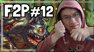 Hearthstone constructed: Rogue F2P #12 - Terror from the Void