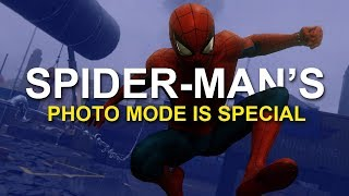 Spider-Man's Photo Mode is Special