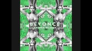 BEYONCE - Grown Woman (instrumental karaoke version) with Lyrics