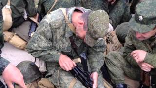Прикол в армии. Дагестан