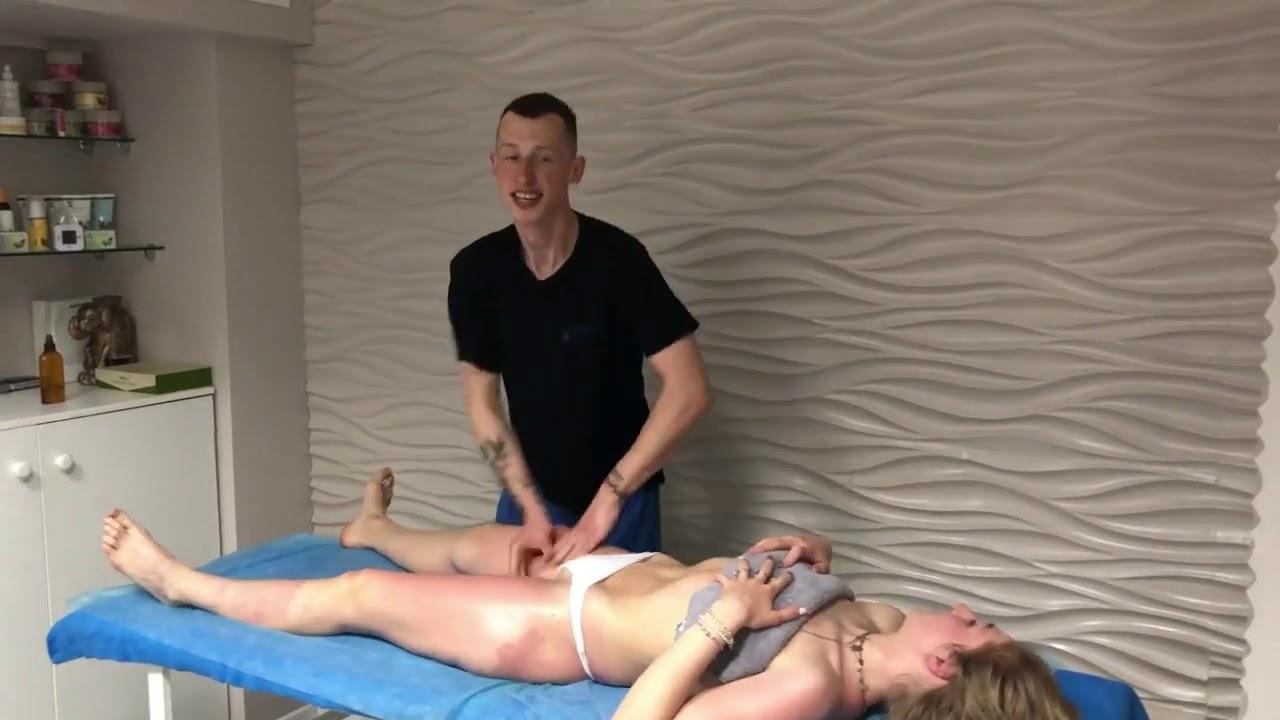 АНТИЦЕЛЛЮЛИТНЫЙ массаж от УЧЕНИКА Яна!  ДИНАМИЧНО Anti-cellulite massage from student Jan.