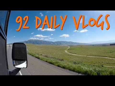 DAILY vlogging experiment is OVER~The RV Travelers Life