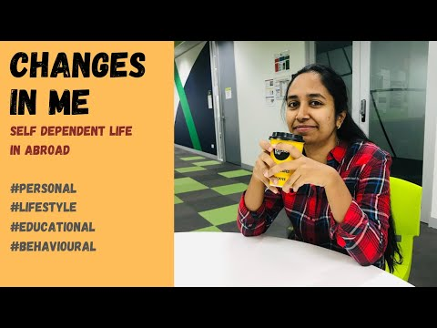 CHANGES IN ME || Independent Abroad life || Telugu Vlogs from Australia || #Australia #TeluguVlogs