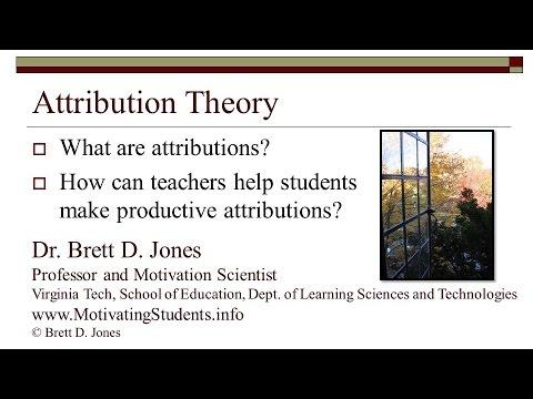Attribution Theory v2