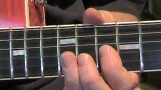 Roll Over Beethoven Beatles guitar lesson solo