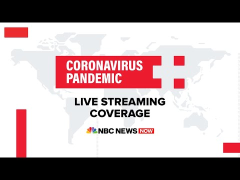Watch Live: Coronavirus Pandemic Coverage – May 22 | NBC News NOW