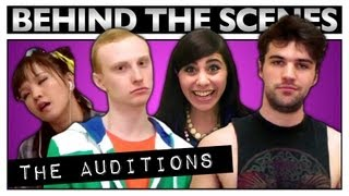AUDITIONS! (MyMusic Behind the Scenes Ep. 3)