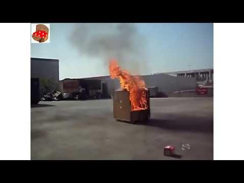 YANGIN SÖNDÜRME TOPU / FIRE EXTINGUISHING BALL