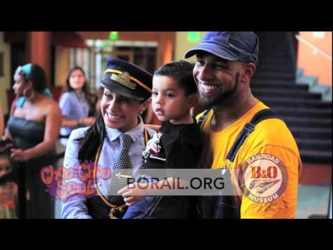 Choo Choo Soul returns to the B&O!