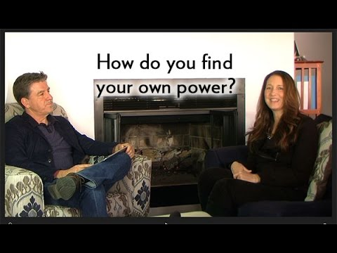 How do I find my own power?