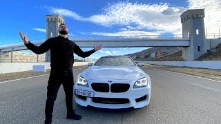 - BMW M6 Gran Coupe -  F10 M5?!