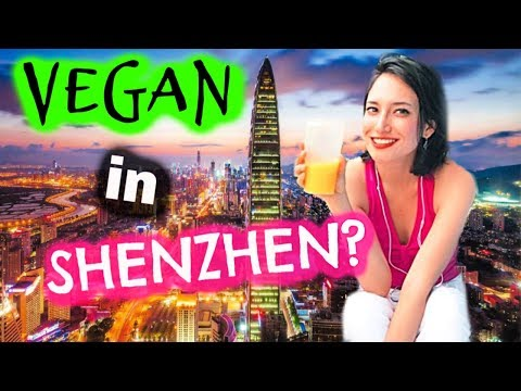 How HARD it's to be VEGAN in SHENZHEN??😰🌱