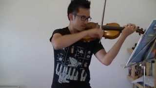 #59 Doubles cordes: intrada (arr. Nico Dezaire) [2 ans]