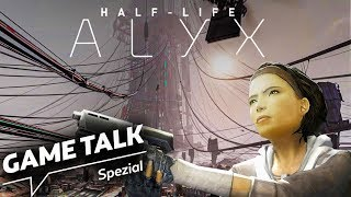 Half-Life: Alyx angekündigt - Live-Reaktion zum neuen Trailer | Game Talk Spezial