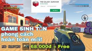 THE GALAXY: SURVIVOR Free download | game sinh tồn phong cách hoàn toàn mới trên android.