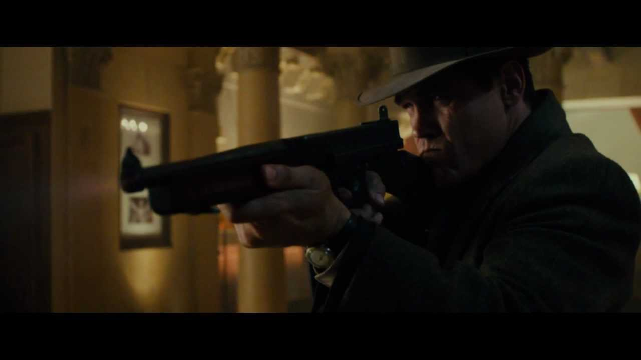 Gangster Squad - Next Level Featurette