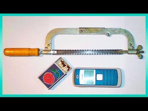 Карманная ножовка по металлу.