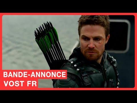 ARROW | Bande-annonce #1 SAISON 6 sous titrée français [VOSTFR]