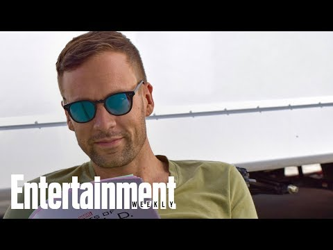 Agents Of S.H.I.E.L.D.'s Nick Blood Returning As Lance Hunter   Flash  Entertainment Weekly
