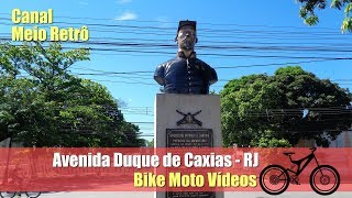 Avenida Duque de Caxias - RJ - Bike Moto Vídeos