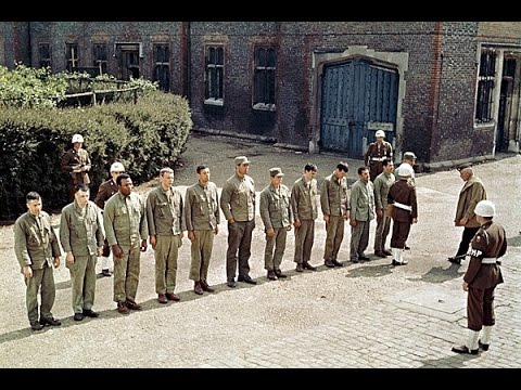 LES 12 SALOPARDS , THE DIRTY DOZEN  1967  photos tournage