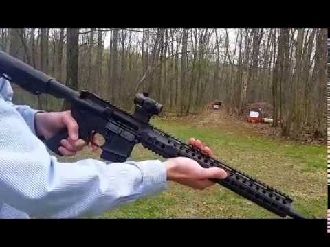 Palmetto State Armory 7 AR47 Upper and build, it works!
