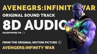 Avengers Infinity War Theme - 8D audio | HEADPHONES ON | 6 Nerds.