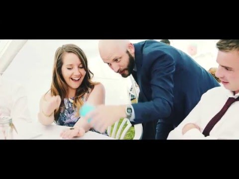 2015 Wedding Showreel - Chris Piercy Close-Up Magician