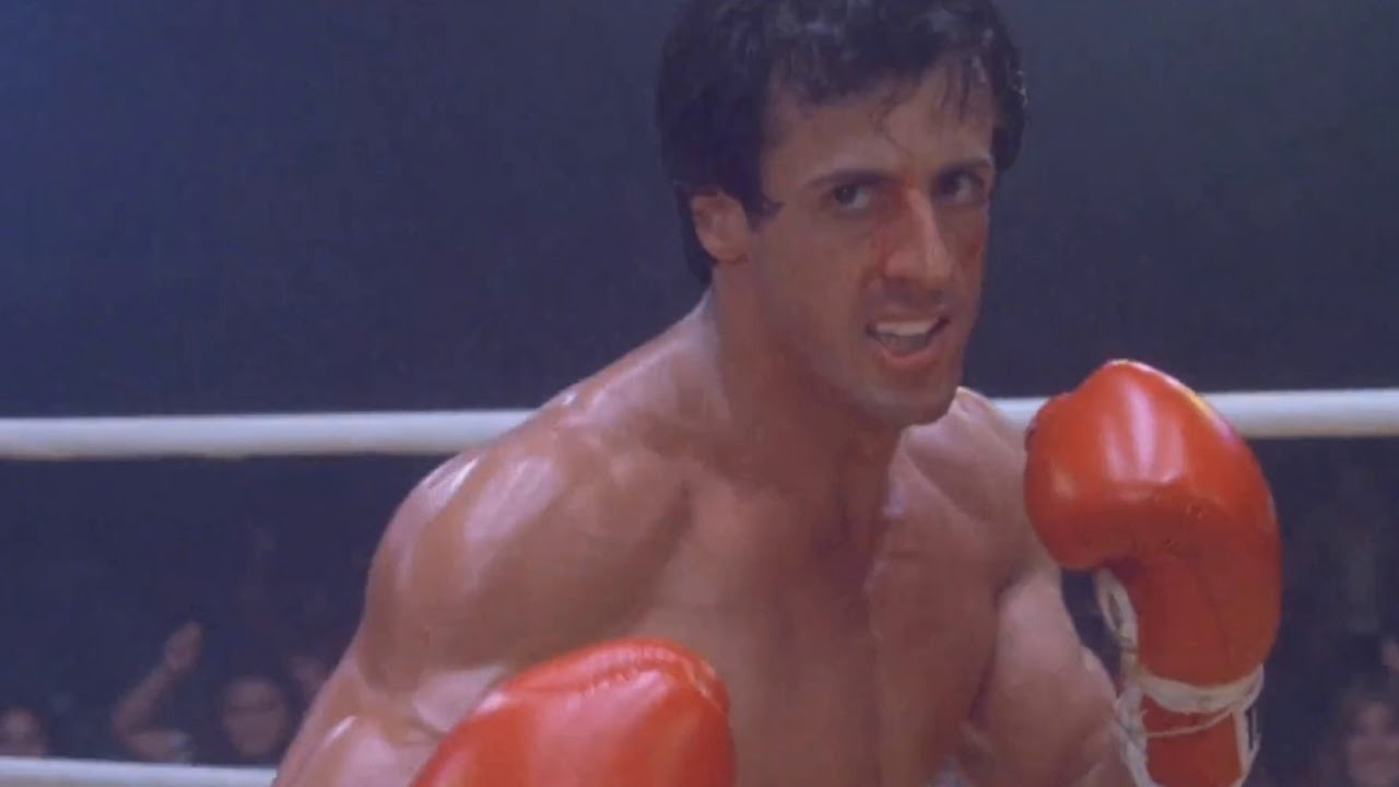 Rocky Iii Das Auge Des Tigers Rocky Vs Clubber Ruckkampf Rematch Deutsch German Youtube