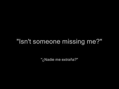 Missing - Evanescence. English Spanish lyrics