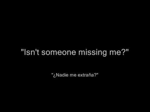 Missing - Evanescence. English Spanish lyrics
