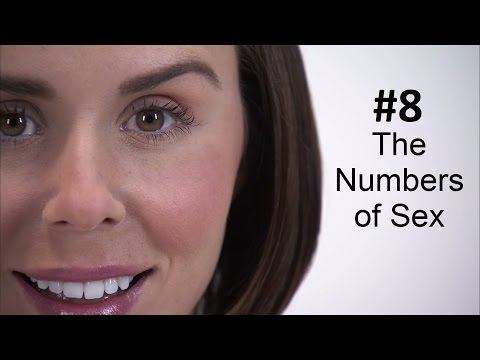 Learn French Through Swearing: The Numbers Of Sex #8, Learning The Language Of Love The Naughty Way.