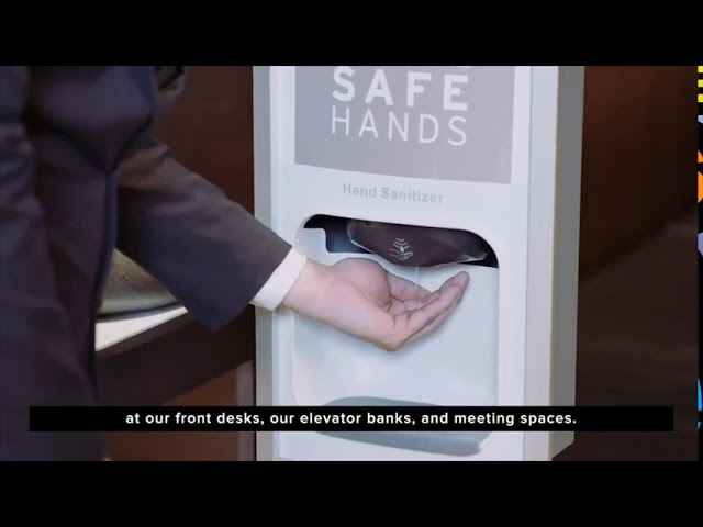 TravelAnne Safety Update: Marriott's Commitment to Clean