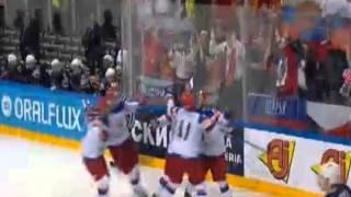 США 0:3 Россия - Шипачев (третий гол, третий период) 16.05.2015