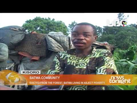 The Batwa people leave in abject poverty, battle with HIV/Aids scourge