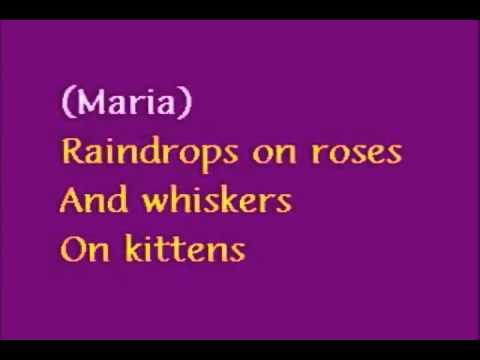 My favorite Things Karaoke