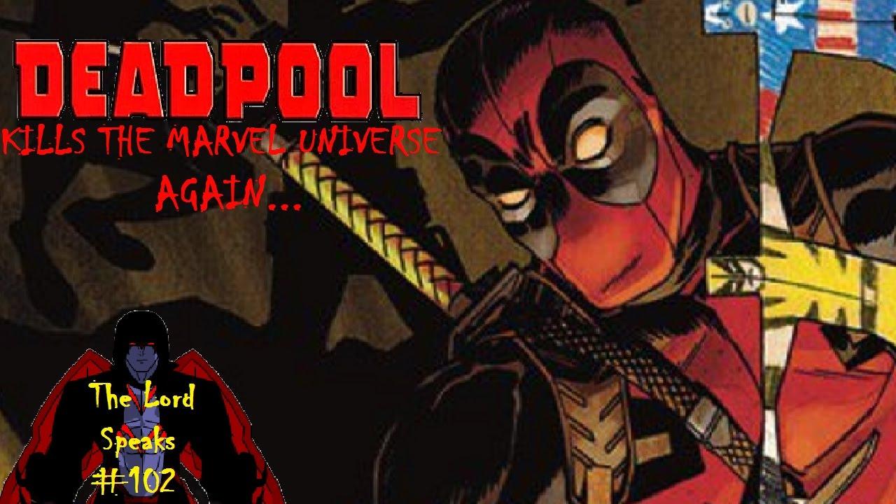 marvel how to kill deadpool