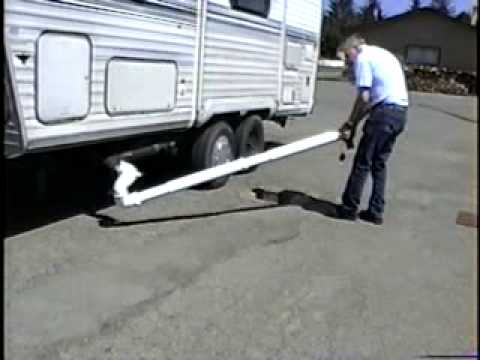 Eze Kleen The Only Rv Sewer Discharge System You Ll Ever