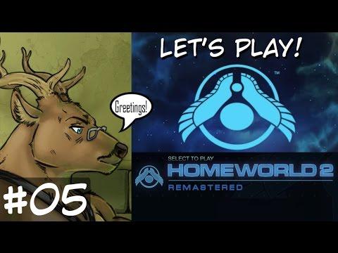Let's Play! Homeworld 2 Remastered 05 - Gehenna
